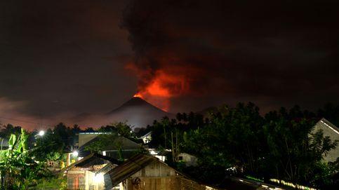 Con vistas a un volcán enfurecido