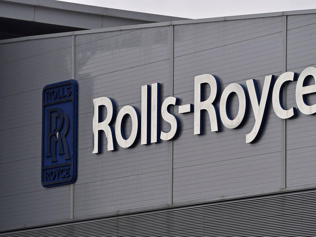 Foto: Sede de Rolls Royce