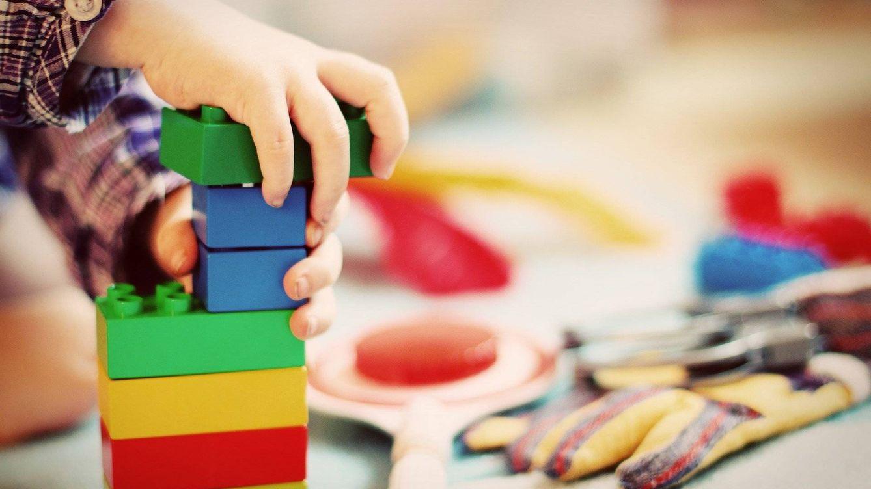 Los juguetes son claves para que los niños expresen su ansiedad y se calmen