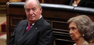 Post de Rey Juan Carlos: 23-F en el Congreso sin el emérito o 'the elephant in the room'