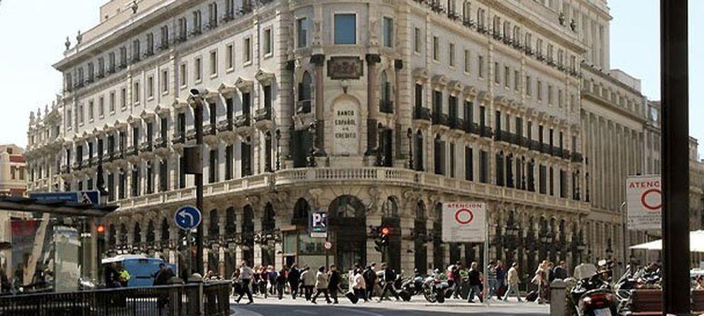 Foto: Complejo de Canalejas, en el centro de Madrid, propiedad de Villar Mir.