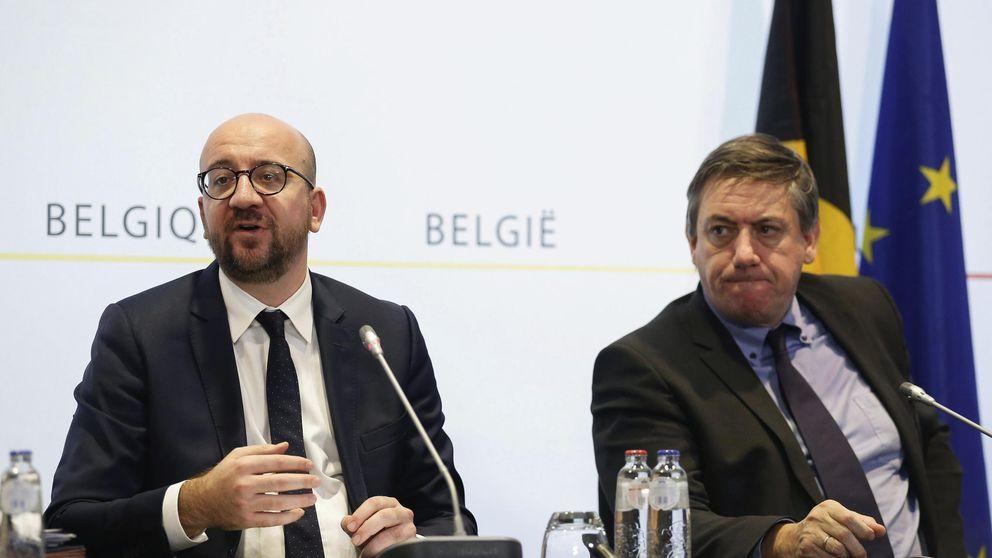 Atentados de bruselas b lgica difunde un retrato robot for Nombre del ministro de interior y justicia 2016