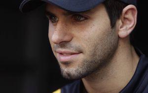 Jaime Alguersuari, piloto oficial de la Fórmula E de Alejandro Agag