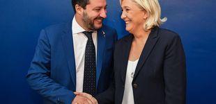 Post de Salvini coquetea con Bolsonaro y promete