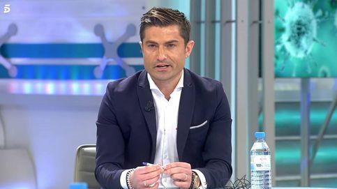 Alfonso Merlos pide disculpas a Marta López y asegura que está soltero