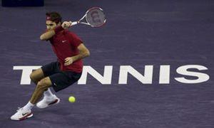 Federer destroza a Roddick y será el rival de Nadal en semifinales