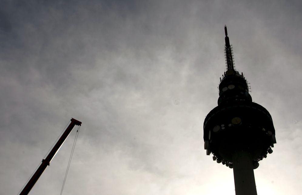 Foto: Torrespaña. (Reuters)