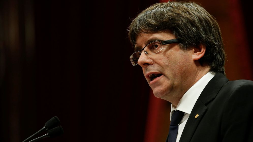 Foto: Carles Puigdemont (Reuters)