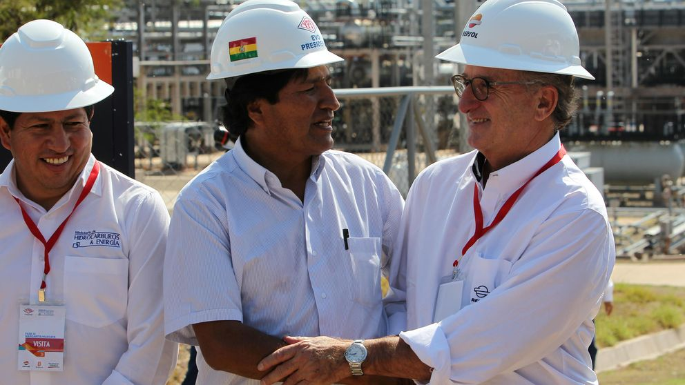 Repsol prevé invertir 300 millones para nuevas exploraciones de gas en Bolivia