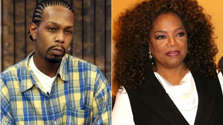 Foto: Oprah Winfrey y Calvin Mitchell (Gtres y The National Enquire)