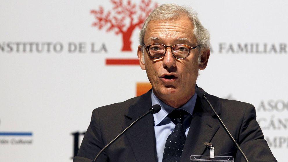 El 'lobby' de empresas familiares ultima el 'fichaje' de Alfonso Botín