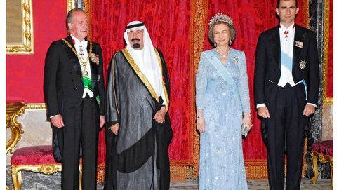 Felipe VI figuró como beneficiario de una cuenta en Suiza para toda la familia real