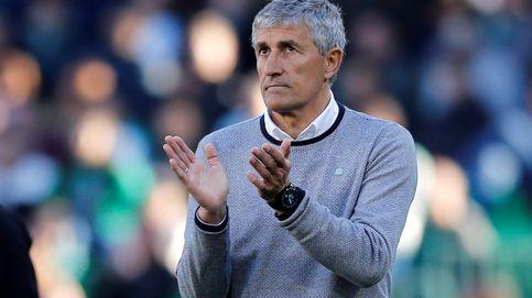 El ardor en la lengua de Quique Setién, generador de odio en el fútbol español