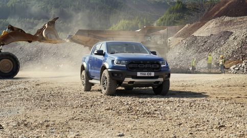 Así es el Ford Ranger Raptor, el 'pick-up' más radical y extremo que llega a Europa