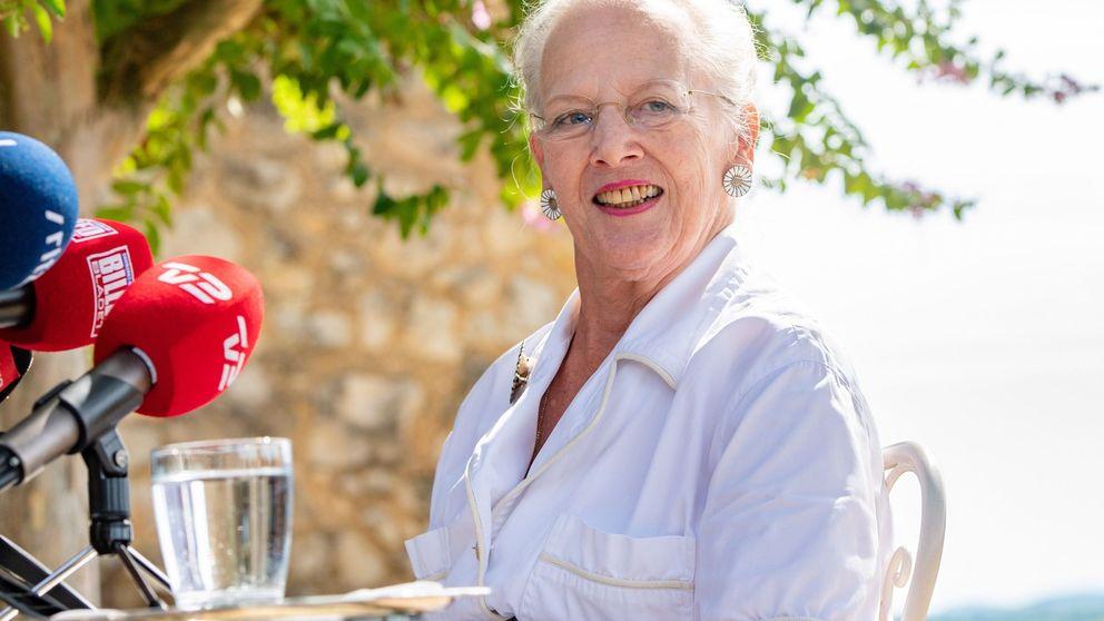 La preocupación de Margarita de Dinamarca: uno de sus nietos, con afección respiratoria
