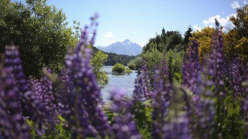 Paisajes de la Patagonia argentina