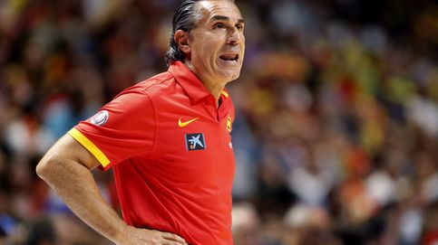 Sergio Scariolo da la lista definitiva para el EuroBasket tras descartar a Rabaseda y Saiz