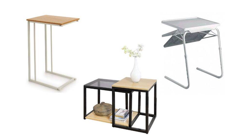 Foto: Las mejores mesas auxiliares altas para tu salón