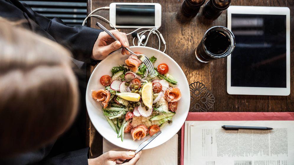 Foto: Dedicar poco tiempo a comer puede ser muy perjudicial. (iStock)
