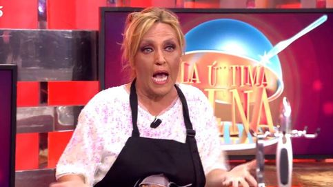 Lydia Lozano desespera a los jueces en el estreno de 'La última cena': Las órdenes las doy yo