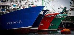 Post de Investigan el hallazgo de restos humanos en la red de un pesquero en Gipuzkoa