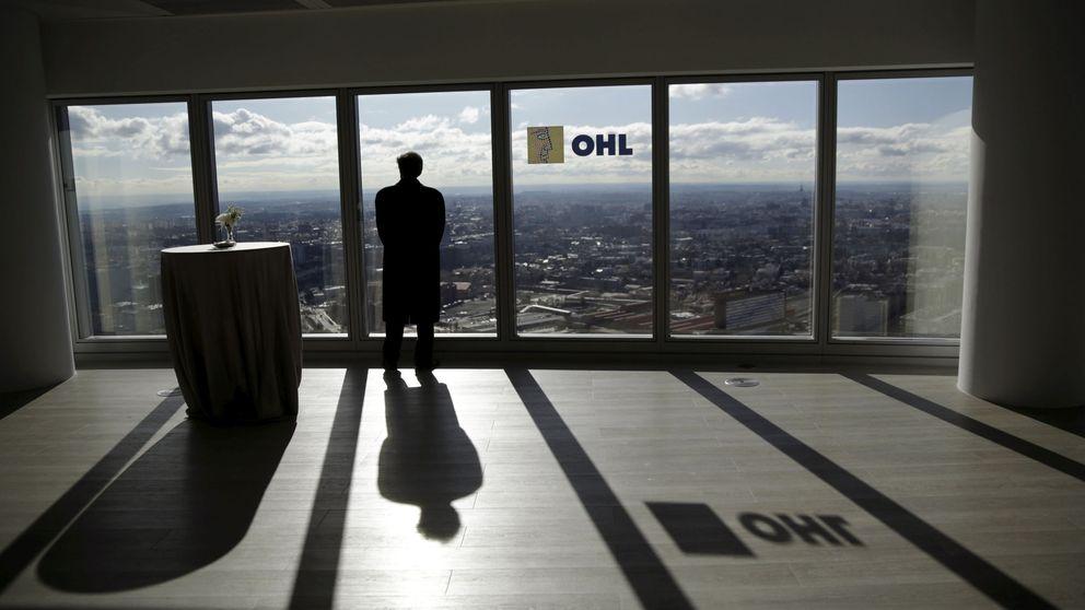 OHL no remonta en bolsa:  pierde casi un 50% en lo que va de año