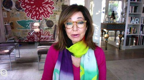 Ana Rosa, 'obligada' a teletrabajar: Estoy en cuarentena preventiva
