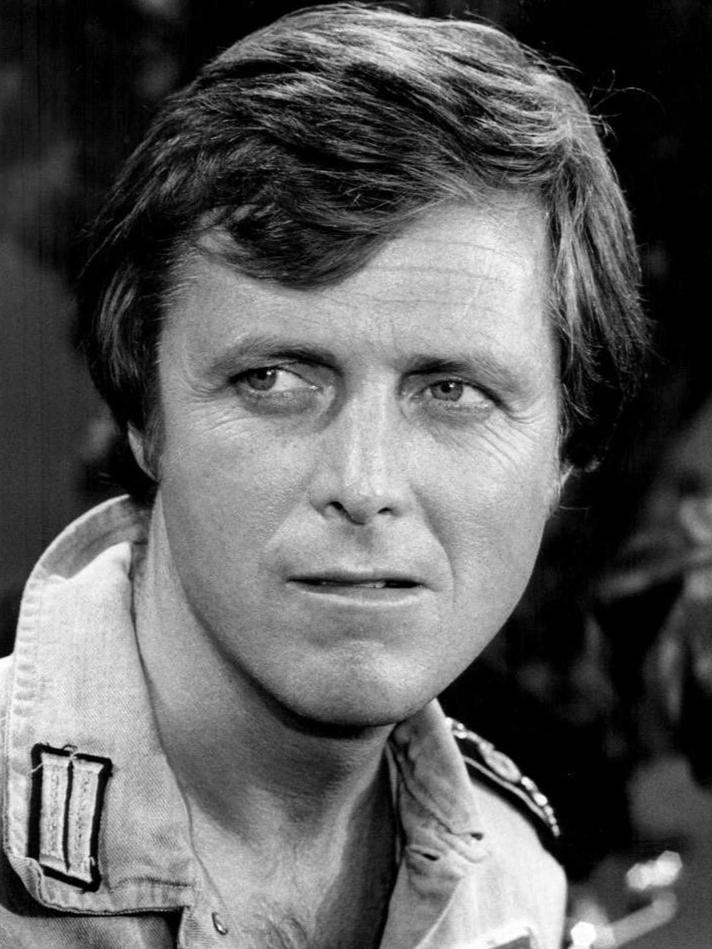 Edd Byrnes en una imagen de 1973. Foto: CC