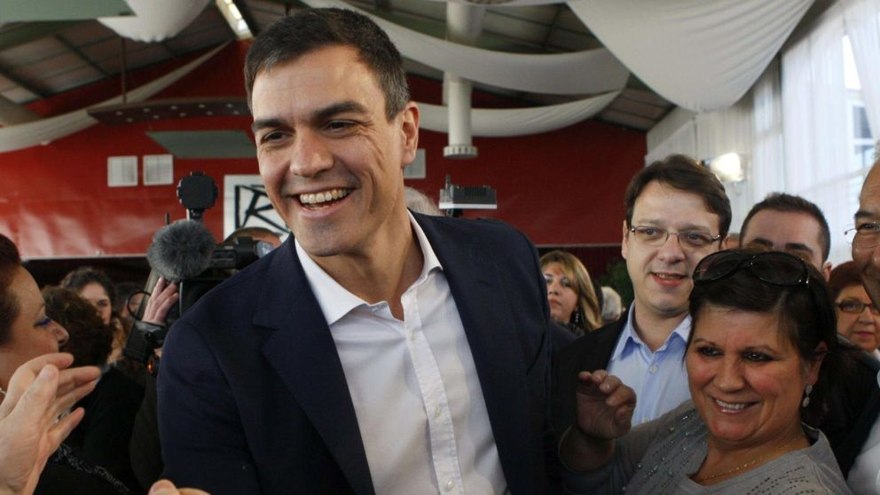 Sánchez: España 'no soporta más divisiones', ni de PP ni de Podemos
