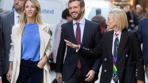 El look Joker de Rosa Díez con el que se ha comprometido con Pablo Casado