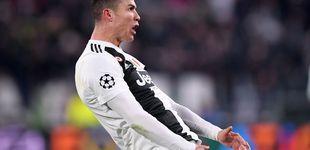Post de La falta de escrúpulos de Cristiano Ronaldo con Simeone... y con el Real Madrid