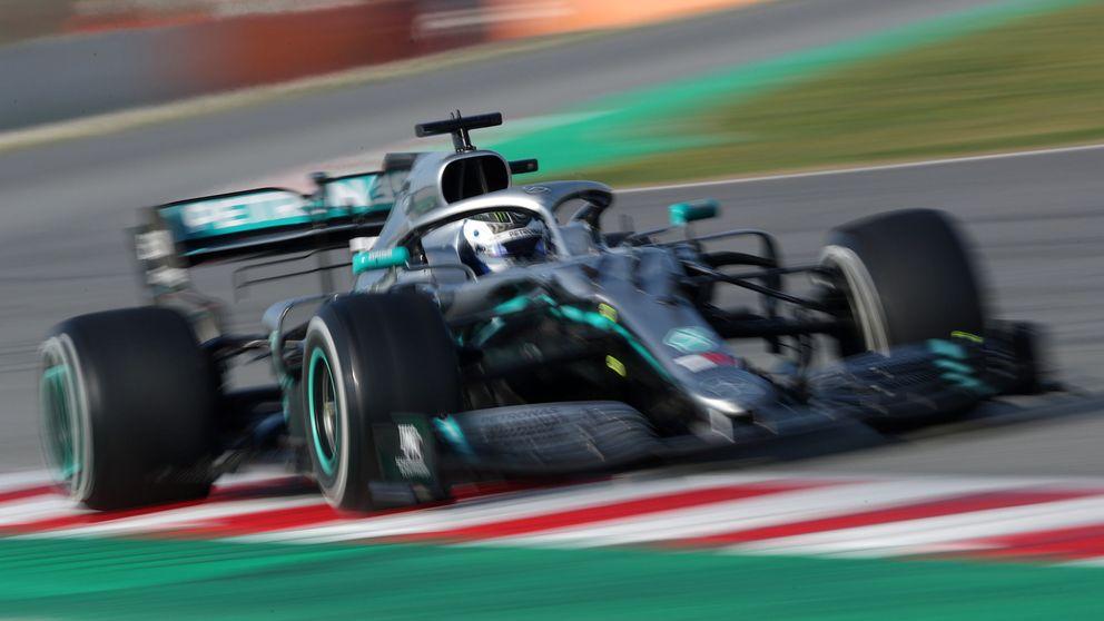 Cómo ha recuperado Mercedes el terreno ante un rápido (pero frágil) Ferrari