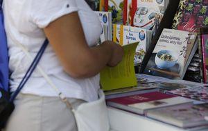 La venta de libros cae un 9,7% durante 2013