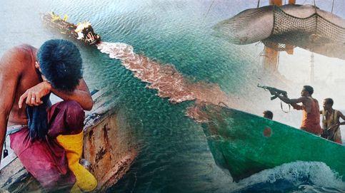 La libertad salvaje de las aguas internacionales: Hay mucho más que piratas somalíes.