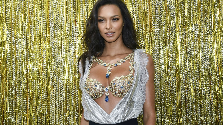 Lais Ribeiro, el sensual ángel de Victoria's Secret que lucirá el exclusivo Fantasy Bra