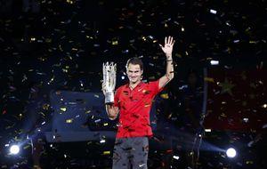 Federer puede volver a ser número uno con 33 años y batir a Agassi