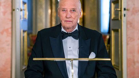 El extraño hermetismo de la Casa Real de Noruega por la nueva baja de Harald
