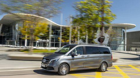 Mercedes Clase V: cómo viajar en primera clase en un monovolumen (diésel)