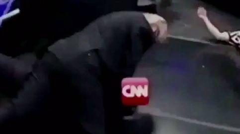 Nuevo lío de Trump: comparte un tuit dándole una paliza a la CNN