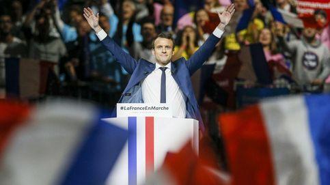El candidato Macron niega los rumores que aseguran que es homosexual y adúltero