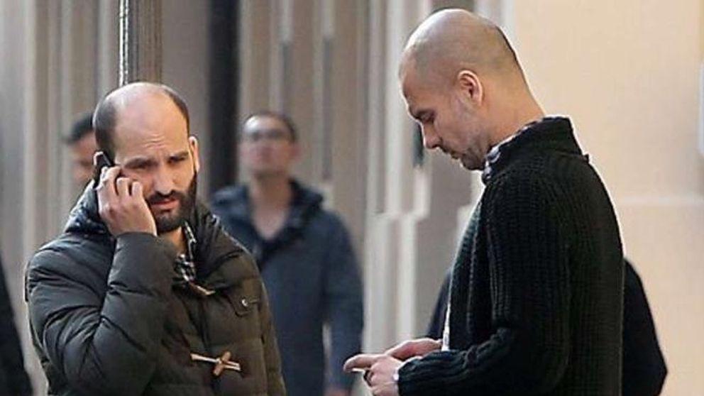 El hermano de Guardiola le hace el lío padre a Florentino en la cantera
