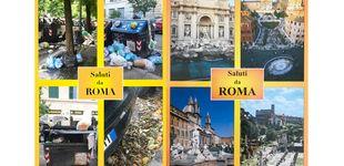 Post de Postales invisibles de Roma: la crisis existencial italiana retratada en su basura