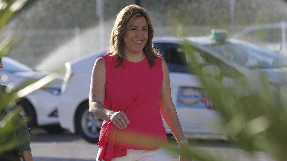 Foto: Las puertas giratorias echan humo en Andalucía: todos los exconsejeros colocados. (EFE)