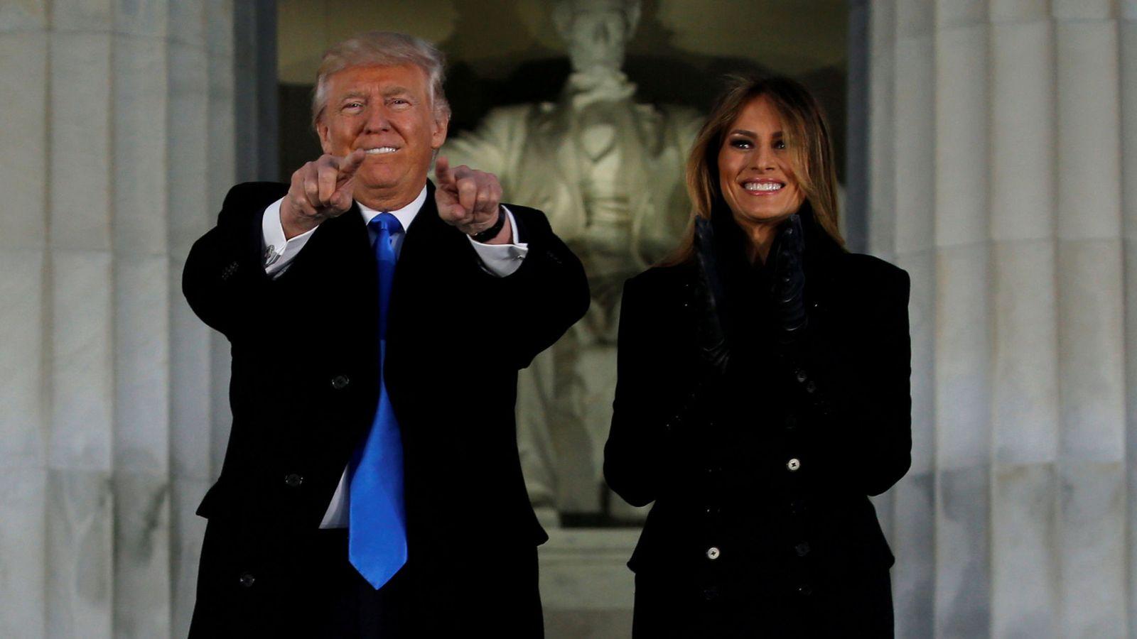 Foto: Locura en la tienda de la torre Trump: las ventas se disparan un 100% (Reuters)