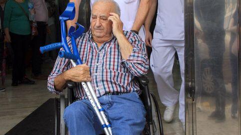 Humberto Janeiro abandona el hospital tras su operación  de cadera