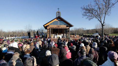 El Escorial ordena tirar la capilla donde está enterrada la 'vidente': fecha límite, 29-J