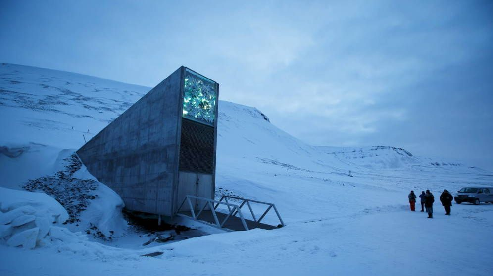 Foto: Archivo del Ártico. (Reuters)