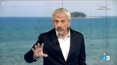 El toque de Carlos Sobera a Adara por saltarse las normas de 'SV 2020'
