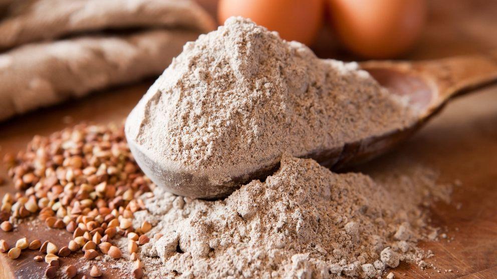 Harina de trigo sarraceno: ¿qué hacemos con ella?