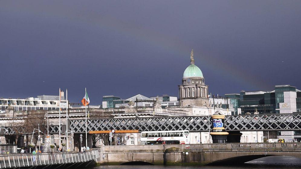 Foto: Dublín. (Reuters)
